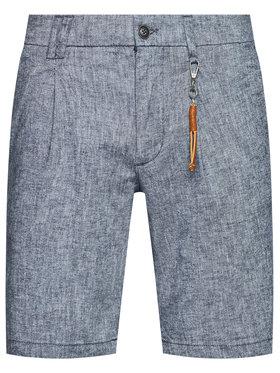 Jack&Jones Jack&Jones Pantalon scurți din material Milton 12188357 Bleumarin Regular Fit