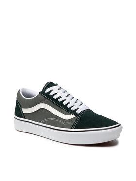 Vans Vans Πάνινα παπούτσια Comfycush Old Sko VN0A5DYC9KE1 Πράσινο