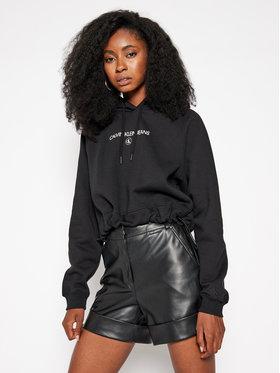Calvin Klein Jeans Calvin Klein Jeans Sweatshirt J20J215128 Schwarz Regular Fit