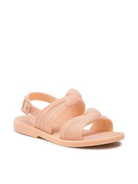 Melissa Melissa Sandały Velvet Sandal Inf 33484 Różowy