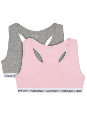 Calvin Klein Underwear Calvin Klein Underwear Komplektas: 2 liemenėlės G80G897000 Spalvota