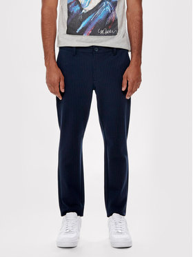 Only & Sons Only & Sons Hlače Mark 22013727 Tamnoplava Slim Fit