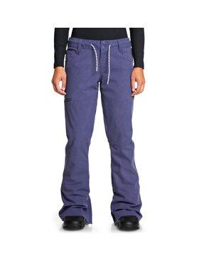DC DC Pantaloni da snowboard EDJTP03022 Viola Tailored Fit
