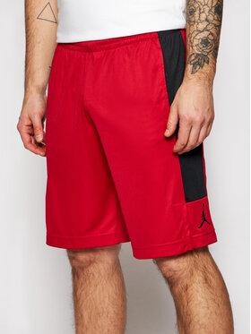 Nike Nike Szorty sportowe Jordan Dri-Fit Air CD5064 Czerwony Standard Fit