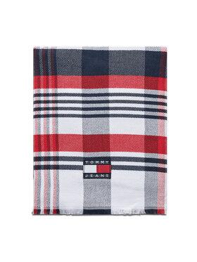 Tommy Jeans Tommy Jeans Szal Tjw Heritage Check Blanket Scarf AW0AW10829 Kolorowy