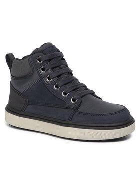 Geox Geox Sneakersy J Mattias B Abx A J940DA 032PG C0045 S Tmavomodrá