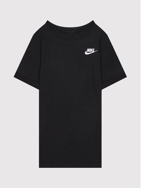 Nike Nike T-Shirt Futura AR5254 Schwarz Standard Fit