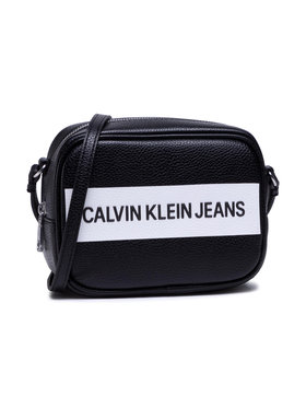 Calvin Klein Jeans Calvin Klein Jeans Borsetta Camera Bag K60K608561 Nero