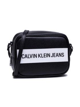 Calvin Klein Jeans Calvin Klein Jeans Дамска чанта Camera Bag K60K608561 Черен