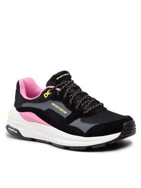 Skechers Skechers Sneakersy Global Jogger 149626/BKMT Czarny