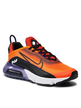 Nike Nike Boty Air Max 2090 (GS) CJ4066 800 Oranžová