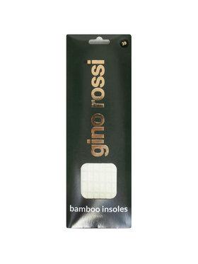Gino Rossi Gino Rossi Vidpadžiai Bamboo Insoles 308-12 r. 39 Smėlio