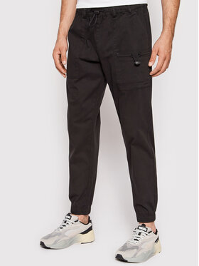 Outhorn Outhorn Joggers SPMC601 Schwarz Relaxed Fit