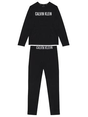 Calvin Klein Underwear Calvin Klein Underwear Πιτζάμα Knit Set B70B700277 Μαύρο