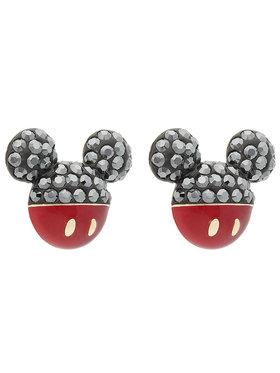 Swarovski Swarovski Σκουλαρίκια Pe Mickey 5566691 Μαύρο
