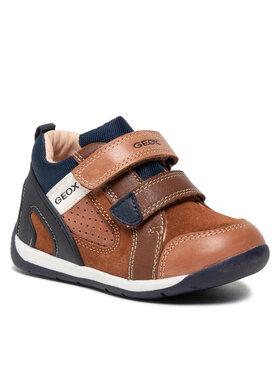 Geox Geox Sneakersy B Eacg B. B B160BB 0CL22 C6AF4 Brązowy