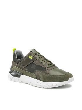Geox Geox Sneakers U Grecale C U158ZC 0009P C3735 Verde