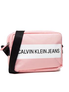 Calvin Klein Jeans Calvin Klein Jeans Torebka Camera Bag K60K608239 Różowy