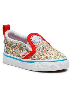 Vans Vans Sneakers aus Stoff Slip-On V VN0A34883WO1 Gelb