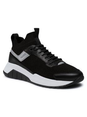 Hugo Hugo Sneakersy Atom 50440277 10230376 01 Čierna