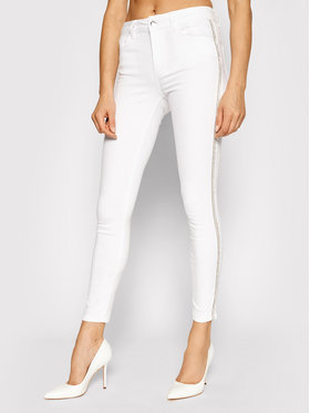 Liu Jo Liu Jo Jean WA1056 T4033 Blanc Bottom Up