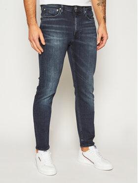 Calvin Klein Jeans Calvin Klein Jeans Slim fit džínsy Ckj 058 J30J316153 Tmavomodrá Slim Fit