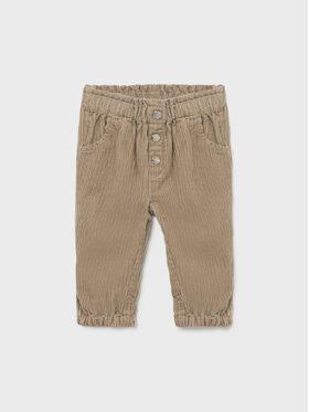 Mayoral Mayoral Текстилни панталони 2544 Бежов Regular Fit