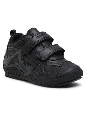 Geox Geox Pantofi J Artach B. A J4434A 05443 C9999 M Negru