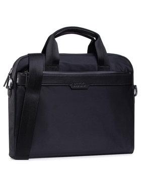 Boss Boss Brašna na notebook Luxowon_S Doc Case 50442856 Černá