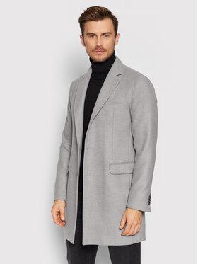 Imperial Imperial Παλτό μεταβατικό K5441K2118 Γκρι Regular Fit