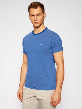 Tommy Jeans Tommy Jeans T-Shirt Tjm Essential Stripe DM0DM08741 Modrá Slim Fit