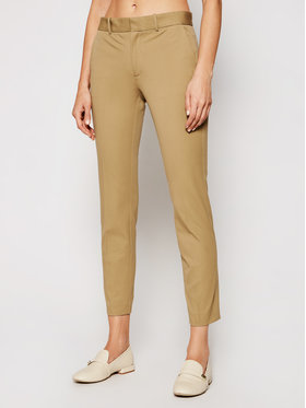Polo Ralph Lauren Polo Ralph Lauren Medžiaginės kelnės Str 211752934003 Smėlio Slim Fit