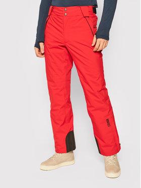 Colmar Colmar Spodnie narciarskie Sapporo 1423 1VC Czerwony Regular Fit