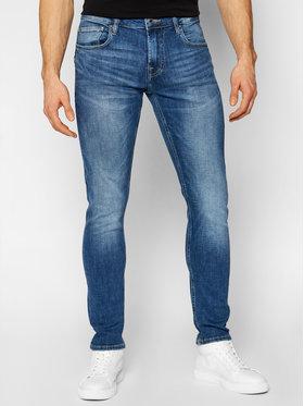 Guess Guess Super Skinny Fit Jeans Chris M1RA27 D4B71 Dunkelblau Super Skinny Fit