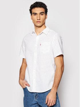 Levi's® Levi's® Hemd 86627-0058 Weiß Standard Fit