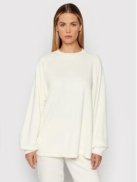 NA-KD NA-KD Sweatshirt 1100-004329-4070-003 Blanc Oversize