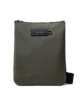 Calvin Klein Calvin Klein Мъжка чантичка Urban Utility Flatpack K50K507306 Зелен