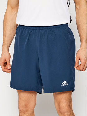 adidas adidas Αθλητικό σορτς GJ9937 Σκούρο μπλε Regular Fit