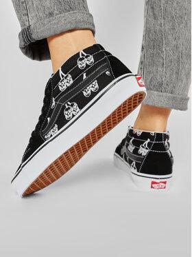 Vans Vans Sneakers Sk8-Mid VN0A3WM34WW1 Nero