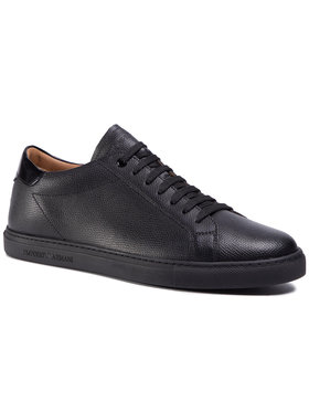 Emporio Armani Emporio Armani Sneakers X4X272 XM607 K001 Negru