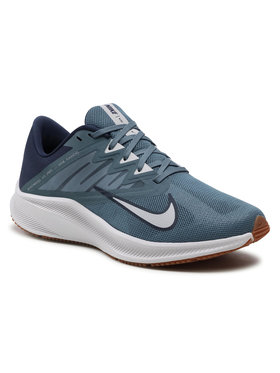 Nike Nike Boty Quest 3 CD0230 008 Modrá