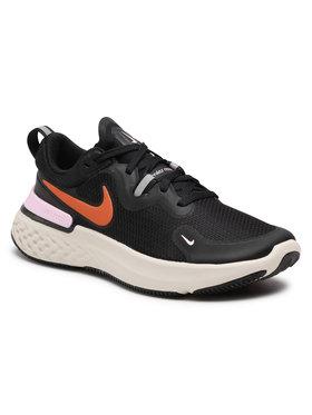 NIKE NIKE Chaussures React Miler CW1778 009 Noir