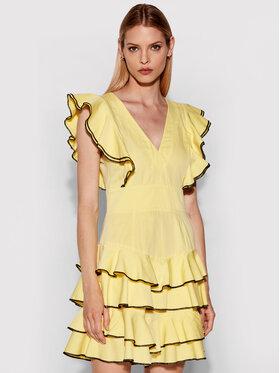 Rage Age Rage Age Letní šaty Freesia 3 Žlutá Slim Fit
