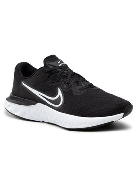 Nike Nike Обувки Renew Run 2 CU3504 005 Черен
