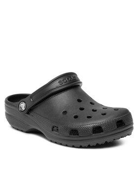 Crocs Crocs Nazouváky Classic 10001 Černá