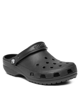 Crocs Crocs Pantoletten Classic 10001 Schwarz