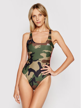 Alpha Industries Alpha Industries Maillot de bain femme Rbf Tape 126936 Multicolore