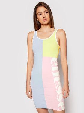 Ellesse Ellesse Sukienka codzienna Sereta SGJ11881 Kolorowy Slim Fit