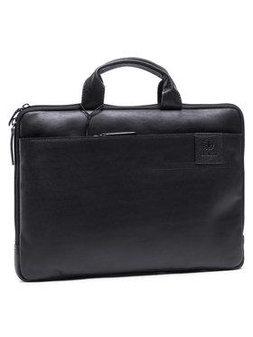 Strellson Strellson Taška na laptop Hyde Park 4010002949 Čierna