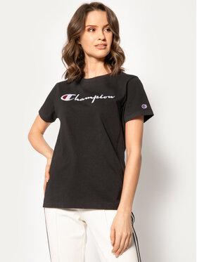Champion Champion T-shirt 110992 Nero Regular Fit